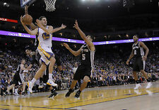 Klay Thompson Unsigned 12x18 Golden State Warriors (5)