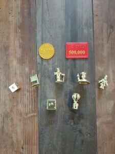 Monopoly Surprise Community Chest w/ 9 Pieces