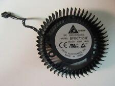 For DELTA BFB0712HF 12V EVGA GTX660 GTX660TI GTX670 GTX680 Graphics Card CPU fan