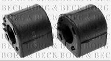 BSK7427K BORG & BECK ANTI-ROLL BAR BUSH KIT fits GM Corsa 06- NEW O.E SPEC!