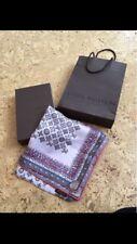 Louis Vuitton Seidentuch Original
