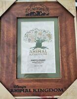 Disney Animal Kingdom Wood Frame 4 x 6 or 5x7 Portrait Glass Animals