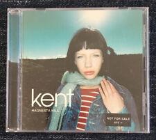 """KENT """"Hagnesta Hill"""" US Promo CD Rare"""