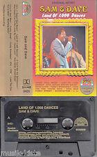 SAM & DAVE - Land of 1000 Dances > MC Musikkassette