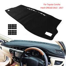 Dashmat Dashboard For Toyota Corolla Hatch ZRE182 2013-2017 Car Dash Sun Cover *