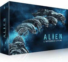 Alien L'intégrale Coffret des 6 films Edition limitée Collector Blu-ray neuf