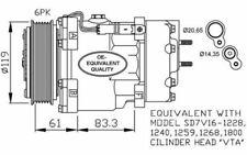 NRF Compresseur de climatisation 12V Pour PEUGEOT 3008 607 307 CITROEN C4 32198