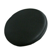16inch 40cm Black Bar Stool Cover Round Chair Seat Covers Elastic Sleeve