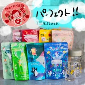 Karel Capek Karel Cold Brew Tea 2021 Perfect set 2nd Limited Japan NEW