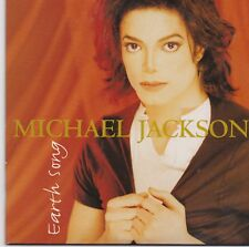 Michael Jackson-Earth Song cd single