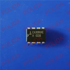 1PCS OP Transconductance AMP IC INTERSIL/HARRIS/RCA DIP-8 CA3080AE