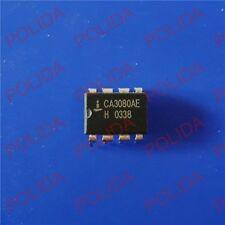 1PCS OP Transconductance AMP IC INTERSIL/HARRIS/RCA DIP-8 CA3080AE