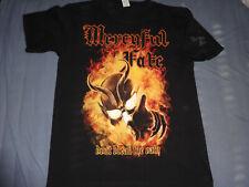 Mercyful Fate Shirt XL King Diamond Satan Usa 1984 Midnight Speedwolf