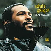 Marvin Gaye What's Going On 11 Track CD Motown Classic Albums Soul