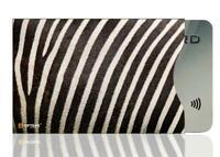 OPTEXX® RFID / NFC 1x Schutzhülle Zebra Fell | TÜV geprüft & zerifiziert |