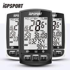 IGPSPORT GPS Bike Bicycle Sport Computer Waterproof IPX7 ANT+ Wireless Speedomet