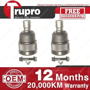 2 Pcs Trupro Lower Ball Joints for MAZDA COMMERCIAL TRIBUTE YU Series 01-on