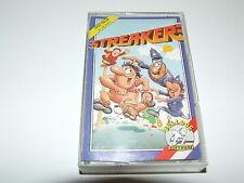 STREAKER by BULLDOG  for ZX SPECTRUM 48K/128K/+2 VERY GOOD complete!