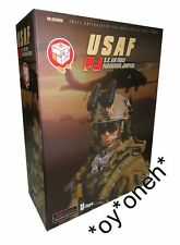 1:6 SOLDIER STORY SS080A 2013 SINGAPORE TOYCON USAF PJ PARARESCUE JUMPERS FIGURE