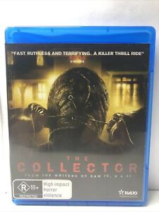 BLU-RAY, The Collector - Horror RB  Like New FAST SHIP & TRACK 💯 % SATISFACTION