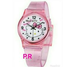 Fashion Hello Kitty Watch Color Pink