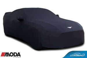 Coverking MODA INDOOR Stretch Custom Car Cover for Ford Mustang w/Bag & Logo