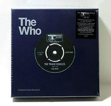 "THE WHO Track Record Singles 1967-1973 Heavyweight VINYL 15 x 7"" BOX SET Sealed"