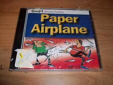 Snap! Everyday Solutions Paper Airplane CD ROM Software Customize Your Plane New