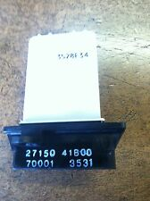 NEW OEM NISSAN BLOWER MOTOR RESISTOR - FITS 240SX 1995-1998 ONLY