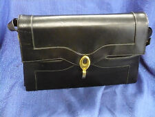 VINTAGE LOU TAYLOR PURSE MADE IN ITALY,Bag Depth 12, Bag Height 12, Bag Length 8