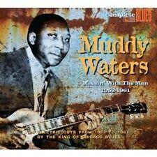Muddy Waters-Messin 'with the man CD NUOVO