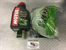 KTM EXCF250 2011 1l Motul 5100 aceite aire y ACEITE FILTRO HFF5016 & HF655