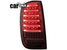 Fanali posteriori CarDNA Dacia Duster red/fumè