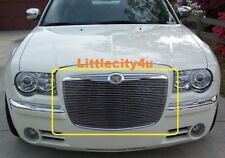 FOR 2005 2006 2007 2008 2009 2010 Chrysler 300  billet Grille Upper insert