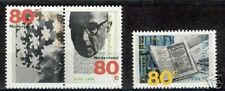 Nederland NVPH 1770-72 o.a. Escher en Vestdijk in paar 1998 Postfris