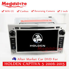 "7"" Car DVD Player GPS Head Unit  Navigation  For Holden Captiva 5 2006-2015"