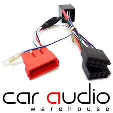 Audi A3 S3 A4 A6 A8 TT Car Stereo BOSE Rear Half Amplified Speaker Bypass Lead