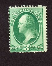 US Sc# 158 Mint Very Lightly Hinged Stamp