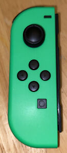 Official Nintendo Switch Joy Con Left Neon Green Minus