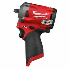 Milwaukee 2554-20 M12 FUEL Stubby 3/8 in. Impact Wrench (Bare Tool) New