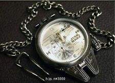 Star Wars Pocket Watch Clock Millennium Falcon Collectible figure Japan Rare!!