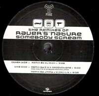 "Raver's Nature - The Remixes Of Somebody Scream ( 12"" Vinyl Schallplatte - 33082"