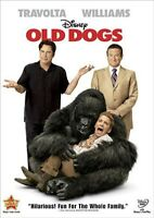 Old Dogs [New DVD] Ac-3/Dolby Digital, Dolby, Dubbed, Subtitled, Widescreen
