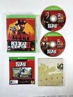 Red Dead Redemption 2 (Microsoft Xbox One) Game W/ Map, Manual - Tested