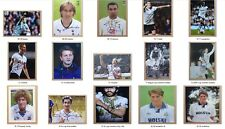 Tottenham Hotspur Hand Signed Photographs with COA - Individually Priced