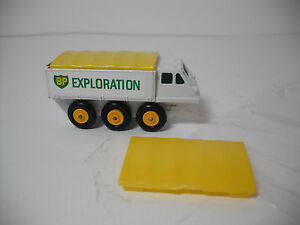 Matchbox Lesney Replacement YELLOW ROOF for#61B ALVIS STALWART BP TRUCK OEM