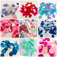 CONFETTI - WEDDING,PARTY,PAPER,BIODEGRADABLE,THROWING CONFETTI BUY 2 GET 1 FREE!