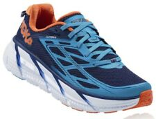 NEW MENS HOKA ONE ONE CLIFTON 3 RUNNING SHOES - 8 / EUR 41 1/3 - $150 AUTHENTIC