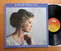 Janie Fricke Singer Of Songs 1978 NM/EX Vinyl CBS 83154