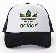 Adidas Camo Baseball Trucker Cap